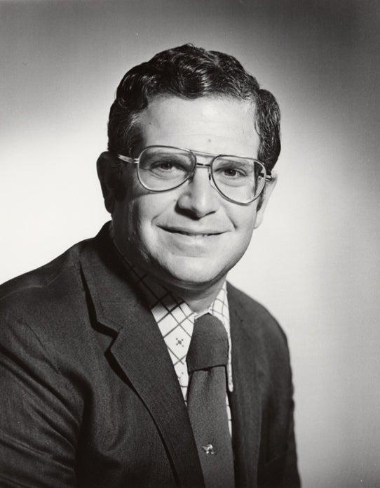 Photo of Professor Lester A. Gerhardt